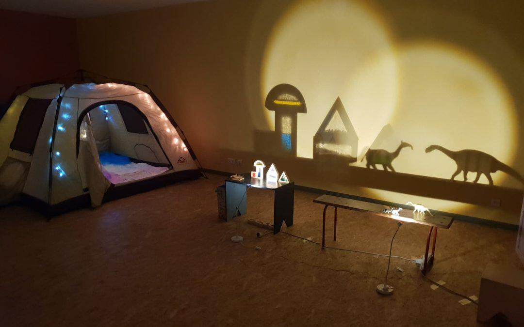 Atelier lumière : Une expérience sensorielle à vivre et à partager