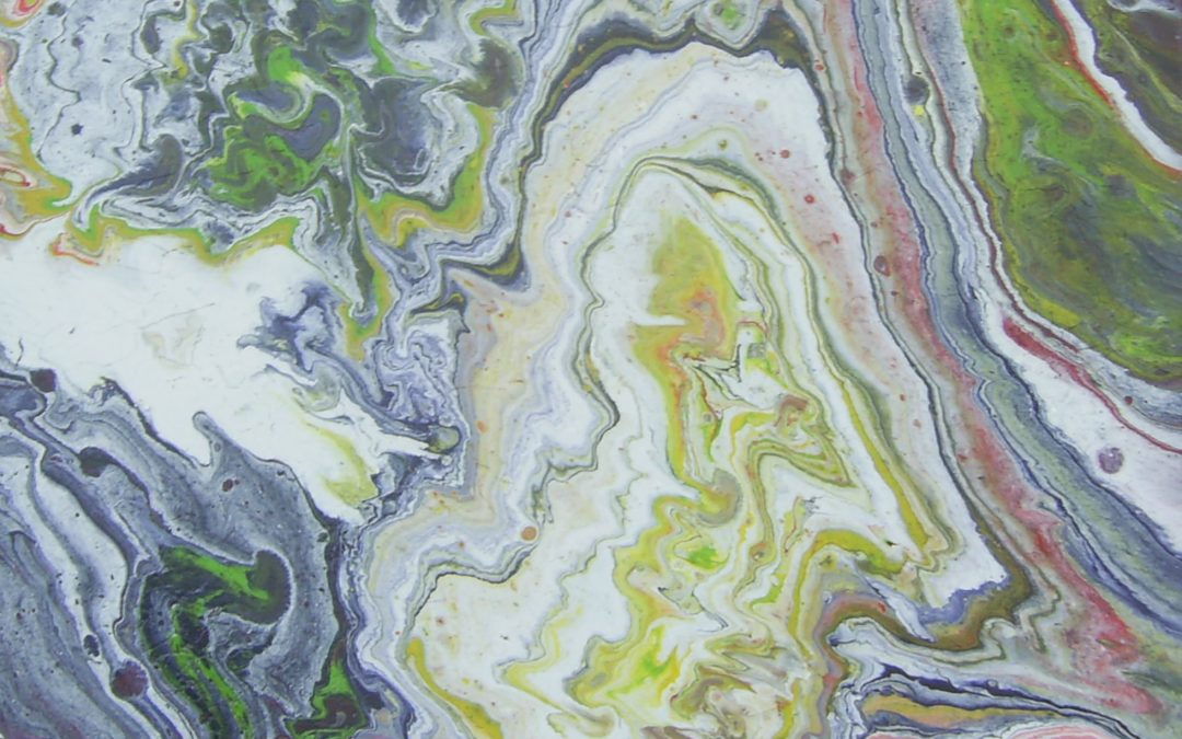 Peinture & méthode Pouring