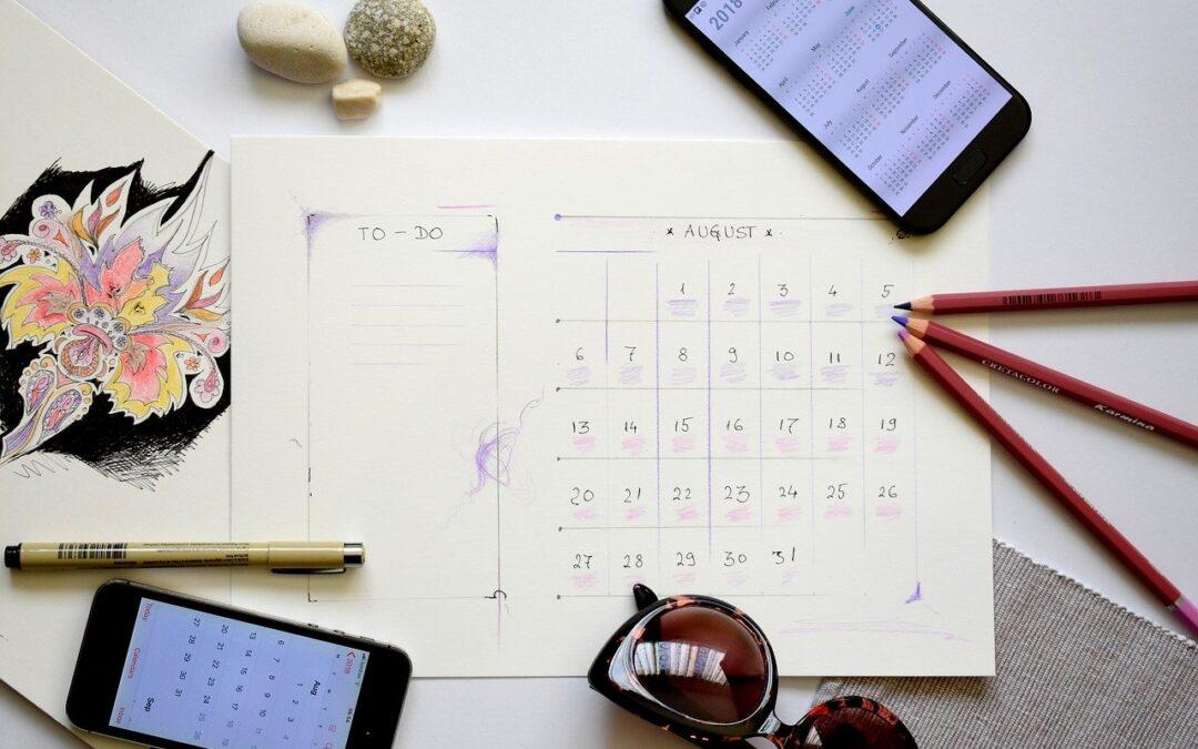 Un planning qui s'adapte